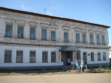 музей в Кадникове