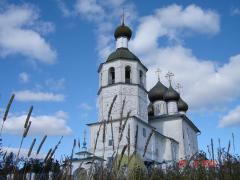 Ильинско-Засодимская церковь