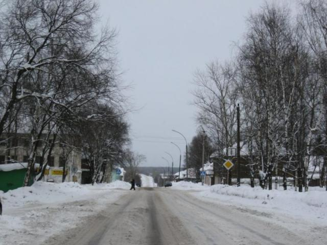 На Архангельск